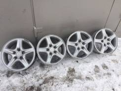 Toyota. 7.0x16, 5x114.30, ET35, ЦО 60,1мм.