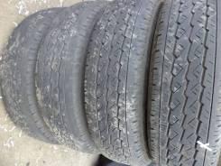 Bridgestone Duravis R670. Летние, 2010 год, износ: 20%, 4 шт