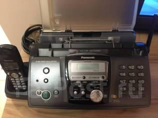 Телефон стационарный Panasonic KX-FC233. Факс. Ксерокс.