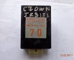 Блок управления климат-контролем. Toyota Crown, JZS130, JZS130G, JZS131, JZS133, JZS135 Двигатели: 1JZGE, 2JZGE