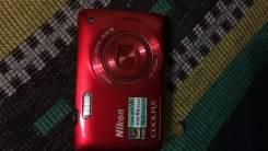 Nikon Coolpix S4300. 15 - 19.9 Мп, зум: 5х