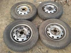 Bridgestone R600. Летние, 2011 год, износ: 20%, 4 шт