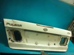 Крышка багажника. Nissan Pulsar, FN15, FNN15 Двигатель GA15DE