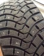 Michelin X-Ice North 2. Зимние, шипованные, износ: 5%, 3 шт
