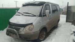 ГАЗ 2217 Баргузин. Продам , 2 300 куб. см., 6 мест