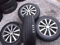 Toyo Garit G4. Зимние, без шипов, 2011 год, износ: 5%, 4 шт