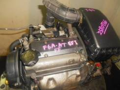 Двигатель в сборе. Suzuki: Kei, Cervo, Jimny, Ignis, Escudo, Alto, Cappuccino, Wagon R, Works, Carry Truck, Cara, Every Двигатель F6A