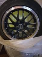Колеса в сборе. PDW Wheels 831/Kumho Marshal. 7.0x50 4x100.00 ET40 ЦО 54,1мм.
