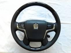 Руль. Toyota Land Cruiser, J200, UZJ200, GRJ200, UZJ200W, VDJ200, URJ202, URJ202W, URJ200 Двигатели: 1GRFE, 2UZFE, 1URFE, 1VDFTV, 3URFE