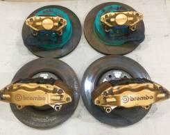 Тормозная система. Subaru: Impreza WRX, Forester, Impreza WRX STI, Impreza, Legacy Lancaster, Legacy, Legacy B4 Двигатели: EJ20, EJ255, FJ20, EJ205, F...