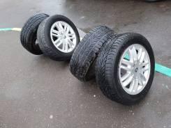 Продам комплект колес 4 шт. x15
