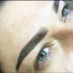 Перманентный макияж. Вторая речка