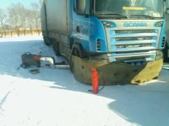 Отогрев автомобилей в Хабаровске