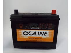 Alphaline. 80 А.ч., Обратная (левое), производство Корея