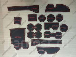 Коврик. Toyota Land Cruiser Prado, GDJ150W, GDJ150L, TRJ150, KDJ150L, TRJ150W, GRJ150L, GRJ150, GRJ150W, TRJ12, GDJ151W, GRJ151W Двигатели: 1GDFTV, 2T...