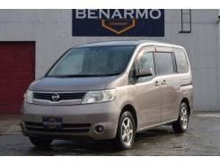 Nissan Serena. автомат, 4wd, 2.0, бензин, 39 500тыс. км, б/п, нет птс. Под заказ