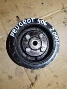 Шкив коленвала. Peugeot 406, 8B, 8E/F Двигатели: DEW10J4, DW10ATED, DW10TD, DW12TED4FAP, ES9J4S, EW10D, EW10J4, EW12J4, EW7J4, XU7JP4
