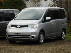 Nissan Serena. автомат, 4wd, 2.0, бензин, 55 200тыс. км, б/п, нет птс. Под заказ