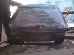 Дверь багажника. Subaru Legacy, BGA, BG5, BG4, BGB, BG3, BG7, BG2, BG9, BGC