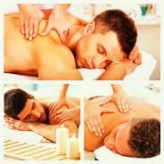 Расслабляющий релакс массаж для мужчин