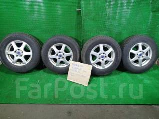 Колёса Dunlop DSX-2 215/70/15. x15 5x100.00