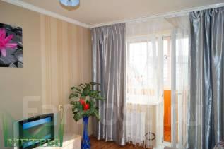 3-комнатная, улица Поселковая 2-я 34. Чуркин, агентство, 66 кв.м. Интерьер