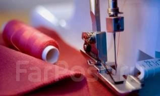 Ремонт одежды любой сложности в том числе мех, кожа и т. д. (профи)