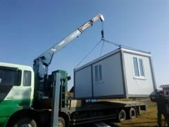 Возим контейнера, Катера, будки, строймат, ж/бетон, спецтехнику .
