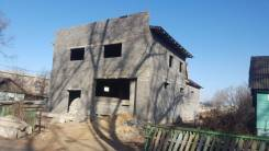Продам 2 эт здание (330кв. м)+земля (15 соток кв. м) в п. Пограничном. Улица Ленина 121, р-н Пограничный, 330,0кв.м. Дом снаружи