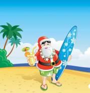 Таиланд. Пхукет. Пляжный отдых. Новый год под пальмами