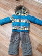 Зимний костюм(подарок зимняя куртка вторая). Рост: 86-92, 92-98, 98-104 см
