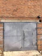 Гаражи капитальные. улица Громова 2, р-н Луговая, 24 кв.м., электричество, подвал. Вид снаружи