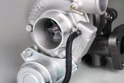 Турбина. Mitsubishi Delica Mitsubishi Pajero Двигатель 4M40