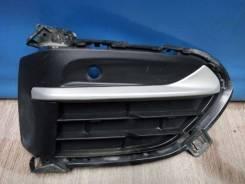 Решетка в бампер нижняя правая BMW X6 (2014-нв) Под парктроник, Закрыт. BMW X6. Под заказ