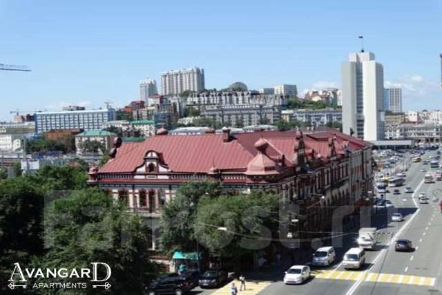 1-комнатная, улица Светланская 37. Центр, 36 кв.м. Вид из окна днем