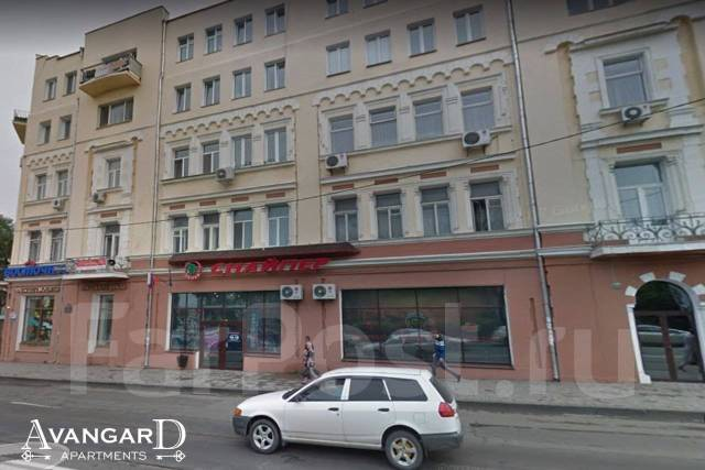 1-комнатная, улица Светланская 37. Центр, 36 кв.м. Дом снаружи