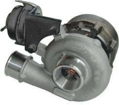 Турбина. Hyundai Santa Fe, CM Двигатель D4EBV