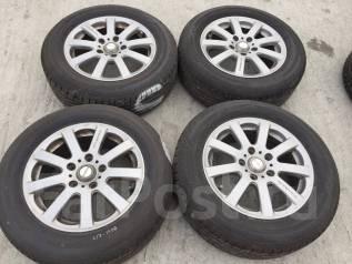 195/65 R15 Bridgestone Nextry литые диски 5х114.3 (L17-1508). 6.0x15 5x114.30 ET48