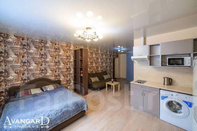 1-комнатная, улица Пологая 50. Центр, 42 кв.м. Комната
