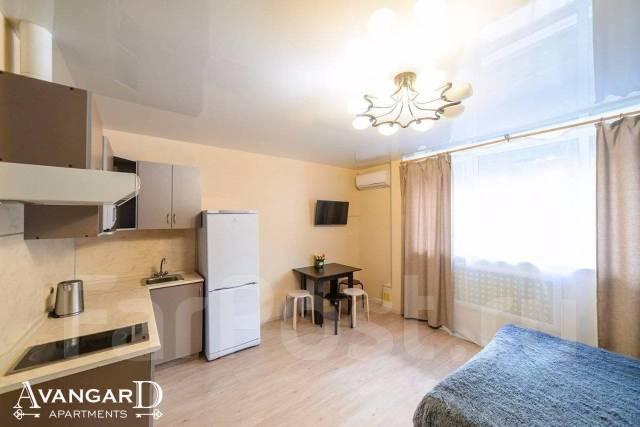 1-комнатная, улица Пологая 50. Центр, 42 кв.м. Кухня