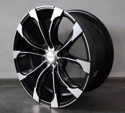 Sakura Wheels. 10.0x20, 5x114.30, ET33, ЦО 73,1мм. Под заказ