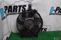 Вентилятор охлаждения радиатора. Nissan Skyline, ECR33
