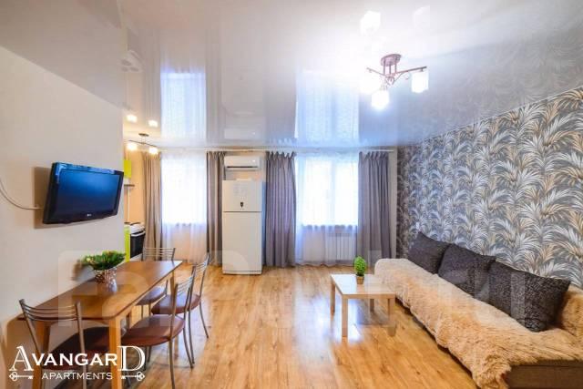 1-комнатная, проспект Красного Знамени 85. Некрасовская, 34,0кв.м. Комната