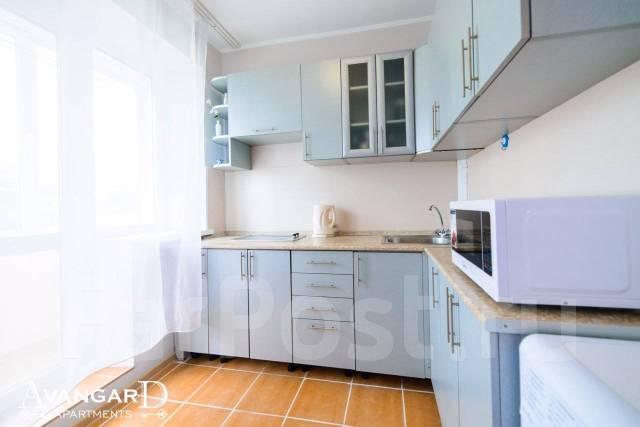 1-комнатная, проспект 100-летия Владивостока 20. Столетие, 32 кв.м. Кухня
