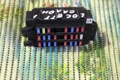 Блок предохранителей. Chevrolet Lacetti, J200 Двигатель F16D3