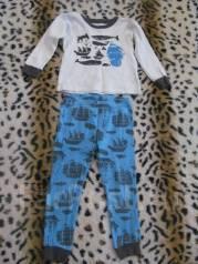 Пижамы. Рост: 80-86, 86-92, 92-98 см