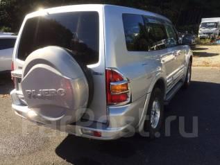 Бампер. Mitsubishi Pajero, V68W, V63W, V65W, V78W, V73W, V75W, V77W Mitsubishi Montero