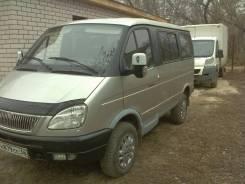 ГАЗ 2217 Баргузин. ГАЗ Соболь 2217, 2 500 куб. см., 6 мест