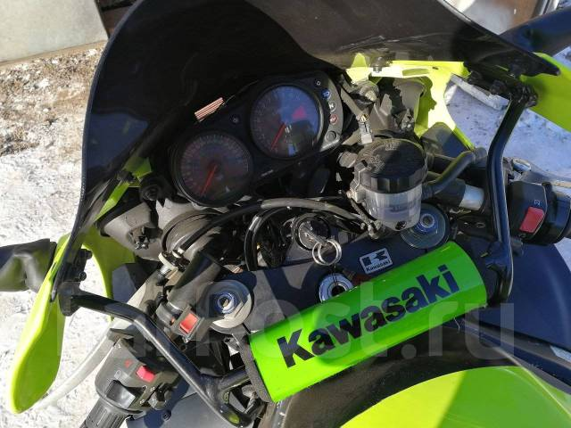 Kawasaki Ninja ZX-9R. 900куб. см., исправен, птс, с пробегом