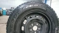 Продам комплект зимних шин на дисках. 5.5x14 5x100.00